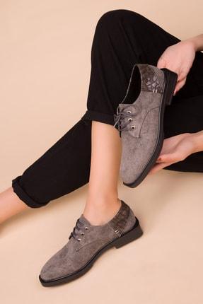 SOHO Füme Süet Kadın Casual Ayakkabı 15393