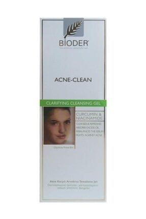 Bioder Acne-clean Akne Karşıtı Arındırıcı Temizleme Jeli 200 Ml