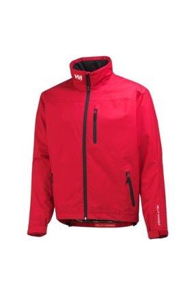 Helly Hansen Unisex Kırmızı Crew Mıdlayer Ceket