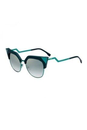 Fendi Kadın Yeşil Güneş Gözlüğü Ff0149/s