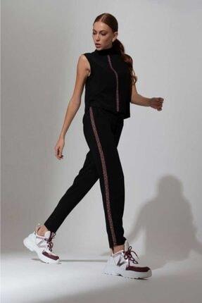 Kadın Siyah Pantolon M-5931