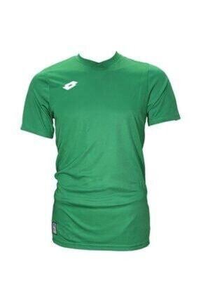 Lotto Unisex Yeşil Sıfır Yaka Tişört R4269