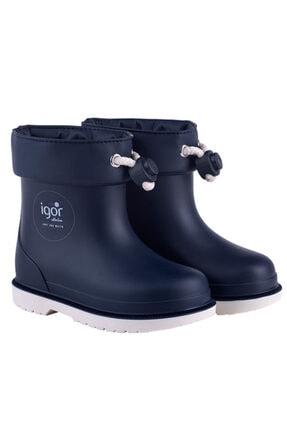 IGOR W10225 Bimbi Nautico Erkek/kız Çocuk Su Geçirmez Yağmur Kar Çizmesi