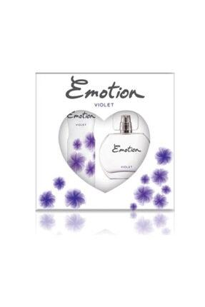 Emotion Violet Edt Parfüm 50 Ml & Deodorant 150 Ml 1 Alana 1 Bedava