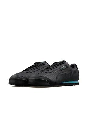 Puma Unisex Siyah Mapm Roma Günlük Spor Ayakkabı 30653301