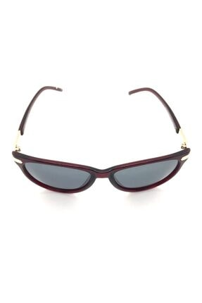 De Valentini Kadın Bordo Güneş Gözlüğü Of123 C.5