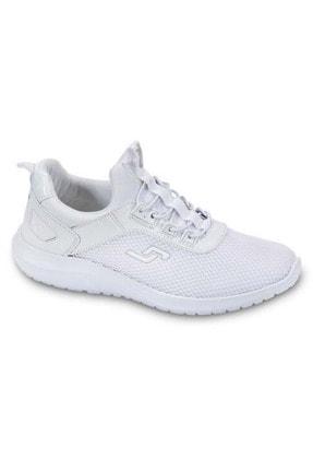 Jump Kadın Beyaz Spor Ayakkabı 24816