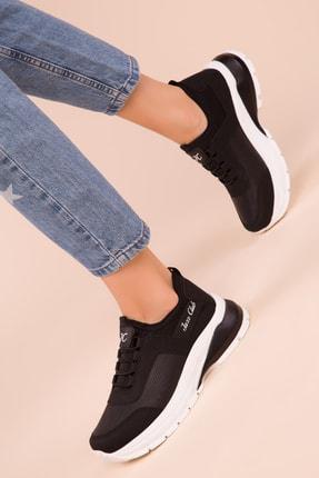 SOHO Siyah Kadın Sneaker 15470