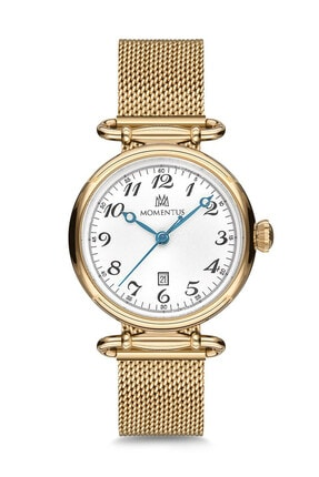 Momentus Kadın Sarı Kol Saati Cw281g-02sg