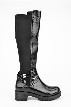 Ziya Kadın Siyah Çizme 103415 Z409010