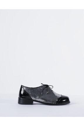 Vision Kadın Siyah Retro Style Ayakkabı