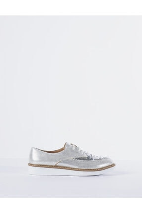Vision Kadın Gri Retro Style Ayakkabı