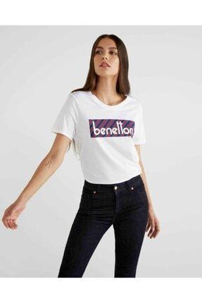 Benetton Benetton Vintage Logo Tshirt