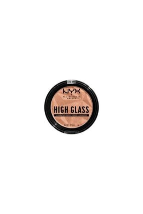 NYX Professional Makeup Daytime Halo Hıgh Glass Illumınatıng Powder 2
