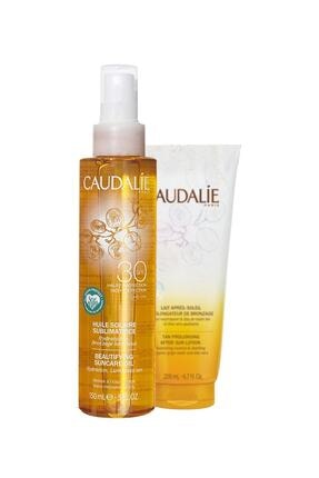 Caudalie Soleil Divin Beautifying Suncare Oil Set 150 ml
