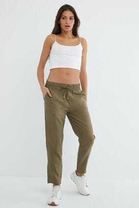 VENA Kadın Haki Pantolon