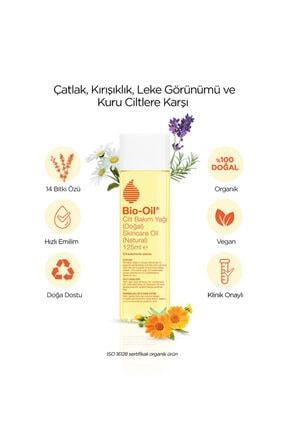 Bio Oil 14 Bitki Özü Içeren %100 Doğal Vegan Cilt Bakım Yağı 125 Ml