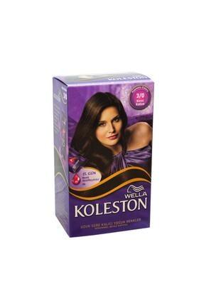 Koleston Koyu Kahve Saç Boyası Kit 3.0