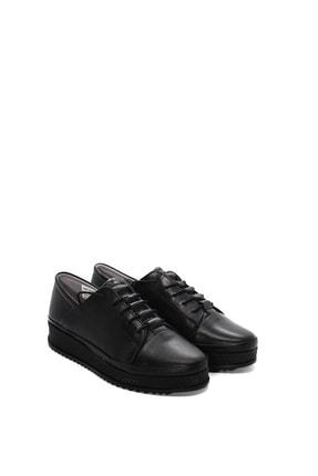 Pandora Kadın Siyah Yürüyüş Ayakkabısı