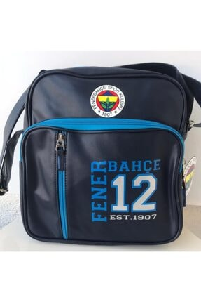 Hakan Çanta Unisex Lacivert Fenerbahçe Lisanslı Postacı Çantası