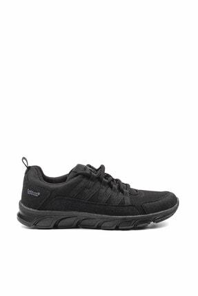 Letoon Siyah Siyah Unisex Spor Ayakkabı - 001G 6156