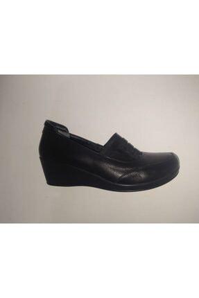Polaris 42.105659 Hakiki Deri 5 Nokta Tam Ortopedik Kadın Ayakkabı