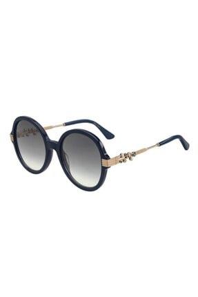 Jimmy Choo Kadın Lacivert Güneş Gözlüğü