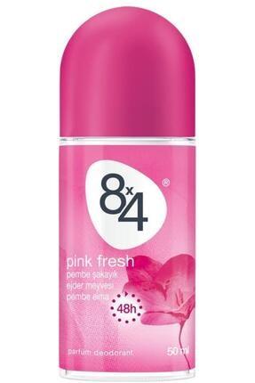 8x4 Pink Fresh Kadın Rolon 50 Ml