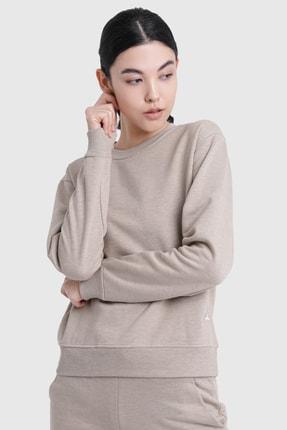 Airlife Kadın Kahverengi Sweatshirt