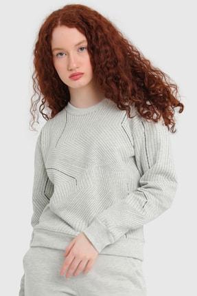 Airlife Kadın Ekru Sweatshirt