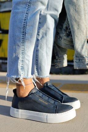 Chekich Ch011 Bt Kadın Ayakkabı Lacivert