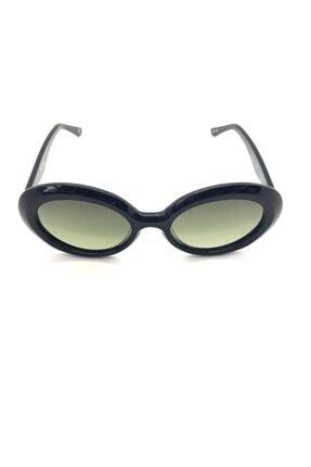 Rachel Paris Kadın Yeşil Güneş Gözlüğü 263 C.2