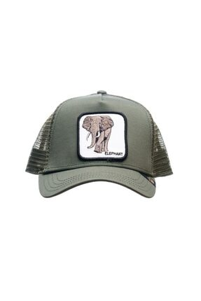 Goorin Bros Animal Farm Elephant Yeşil Şapka 101-0334