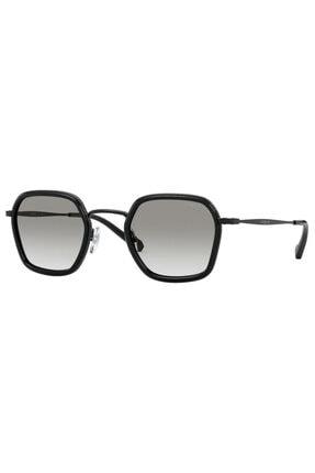 Vogue Unisex Siyah Güneş Gözlüğü