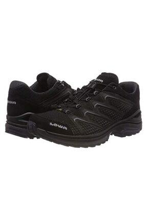Lowa Unisex Sıyah Ayakkabı Maddox Gtx Lo