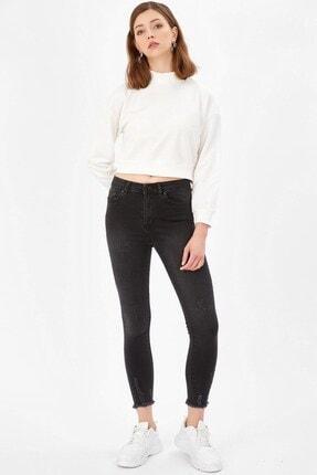 Arma Life Tırnak Lazerli Pantolon - Siyah