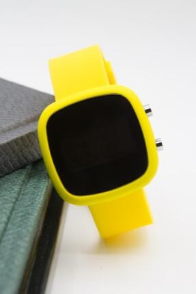Spectrum Unisex Sarı Kol Saati Xt250236