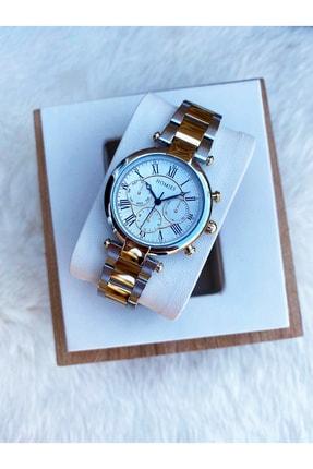 Homies Kadın Beyaz Çelik Kol Saati
