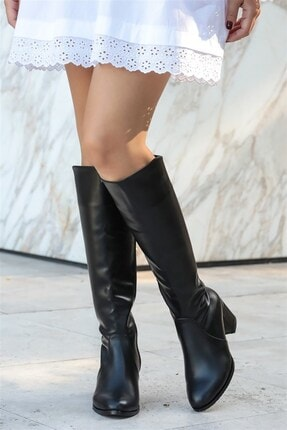 Mio Gusto Bella Siyah Çizme