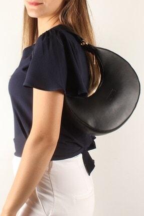 Luwwe Bag's Kadın Siyah Yuvarlak Çanta