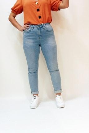 Cazador Caz 0917 Olly Kadın Likralı Boyfrıend Kot Pantolon
