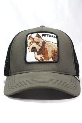 Goorin Bros Unisex | Pittbull | One Size Pitbull Figürlü Şapka