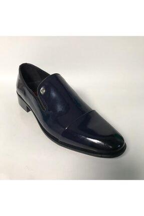 Pierre Cardin Erkek Lacivert Rugan Ayakkabı 707792