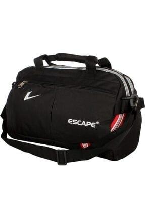 Escape  Unisex Siyah Spor ve Seyahat Valizi