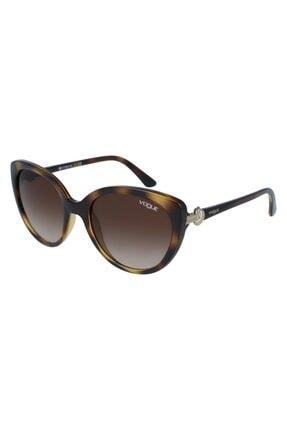 Vogue Kadın Kahverengi 5060s Güneş Gözlüğü