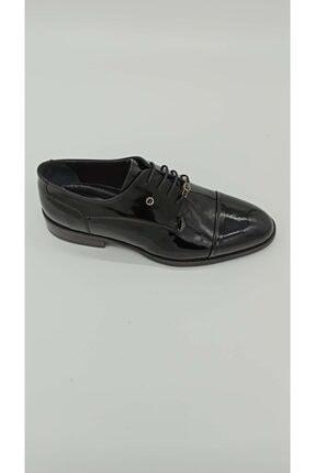 Pierre Cardin Erkek Sıyah Neolıt Rugan Ayakkabı 104960