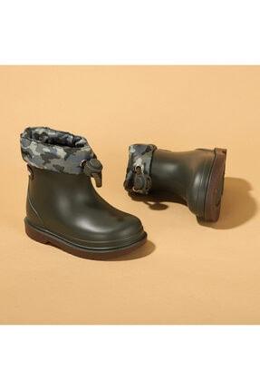 IGOR Erkek Kız Çocuk Haki Yağmur Kar Çizmesi  W10212