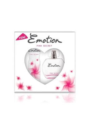 Emotion Pink Secret Edt Parfüm 50 Ml & Deodorant 150 Ml 1 Alana 1 Bedava