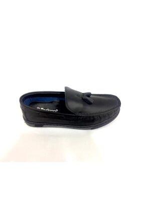 Vicco Kadın Siyah Klasik Ayakkabı