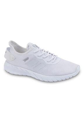 Jump Kadın Beyaz Ortopedik Tabanlı Günlük Spor Ayakkabısı